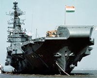 Defense-Technology News: Indian Navy expanding in the seven seas