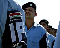 While it seems on the surface self-evident that better trained Iraqi security forces should be able to do the job, the reality is that the military and the police are infested with Shiite militias, whose questionable loyalty has severely undermined their neutrality. Although historically Iraq was already divided along sectarian lines, the war has intensified that division and the greater loyalty of the security personale remains to the tribe or sect they belong to rather than to the nation. Photo courtesy AFP