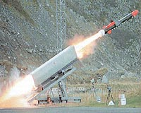 Norway Tests Naval Strike Missile At Pt Mugu