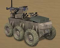 Lockheed Martin Unmanned Ground Vehicle