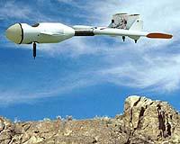 File image of the VTOL UAV