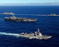 US Dismisses Iranian Nuclear Offer As Warships Arrive